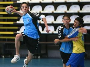 HANDBALL JUEGOS BICENTENARIO 2008