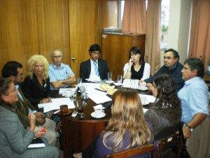 mesa académica