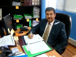 Carlos Ibáñez, Ejecutivo CORFO
