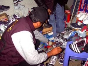 contrabando zapatillas