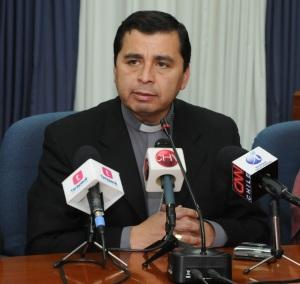 Obispo Marco Ordenes Obispo de Iquique