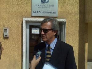 Seremi transporte Alvaro Gomez
